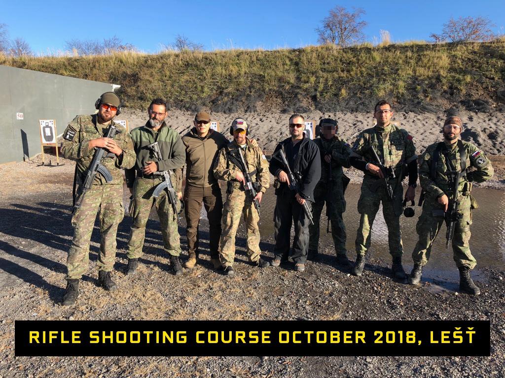 Rifle shooting training Lest 2018 | Shooting academy alfa